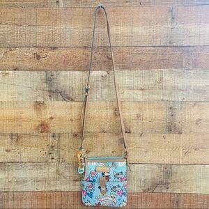 Dooney & Bourke Mickey Mouse Letter Carrier Bag